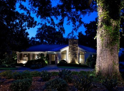 Outdoor Landscape Lighting Photos Pictures Raleigh Cary NC